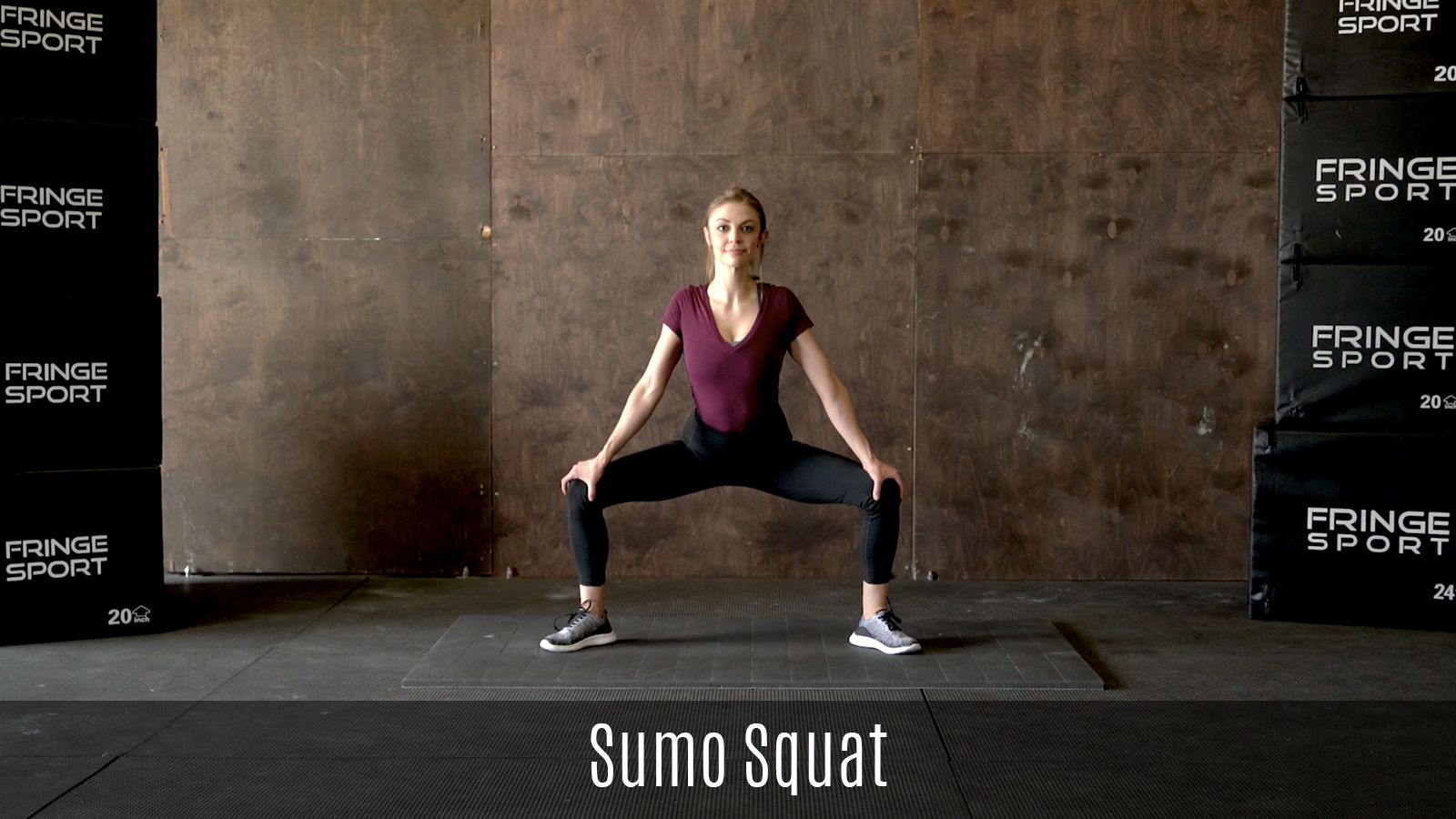 sumo squat movement demo