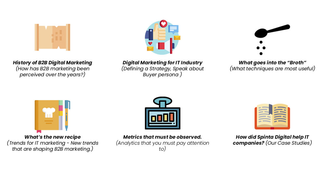 Digital marketing for IT industry