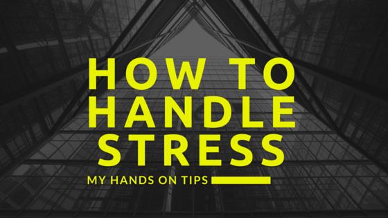 Stress Killer Tips That Works Even When Life Gives You Lemons