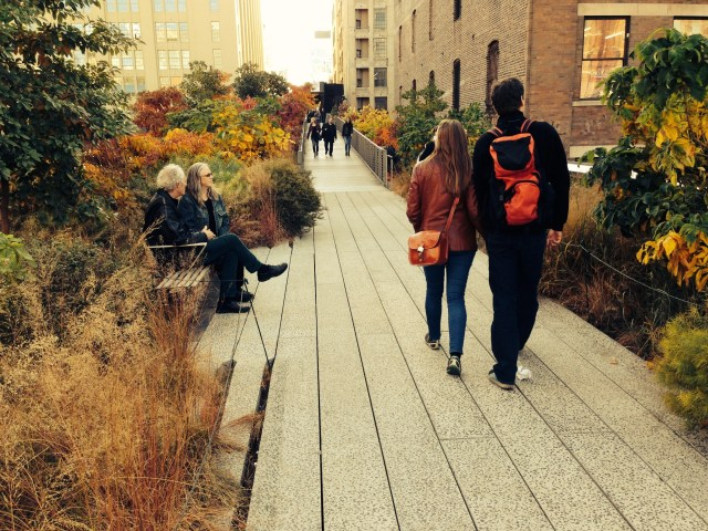 Travel tips The Highline New York City