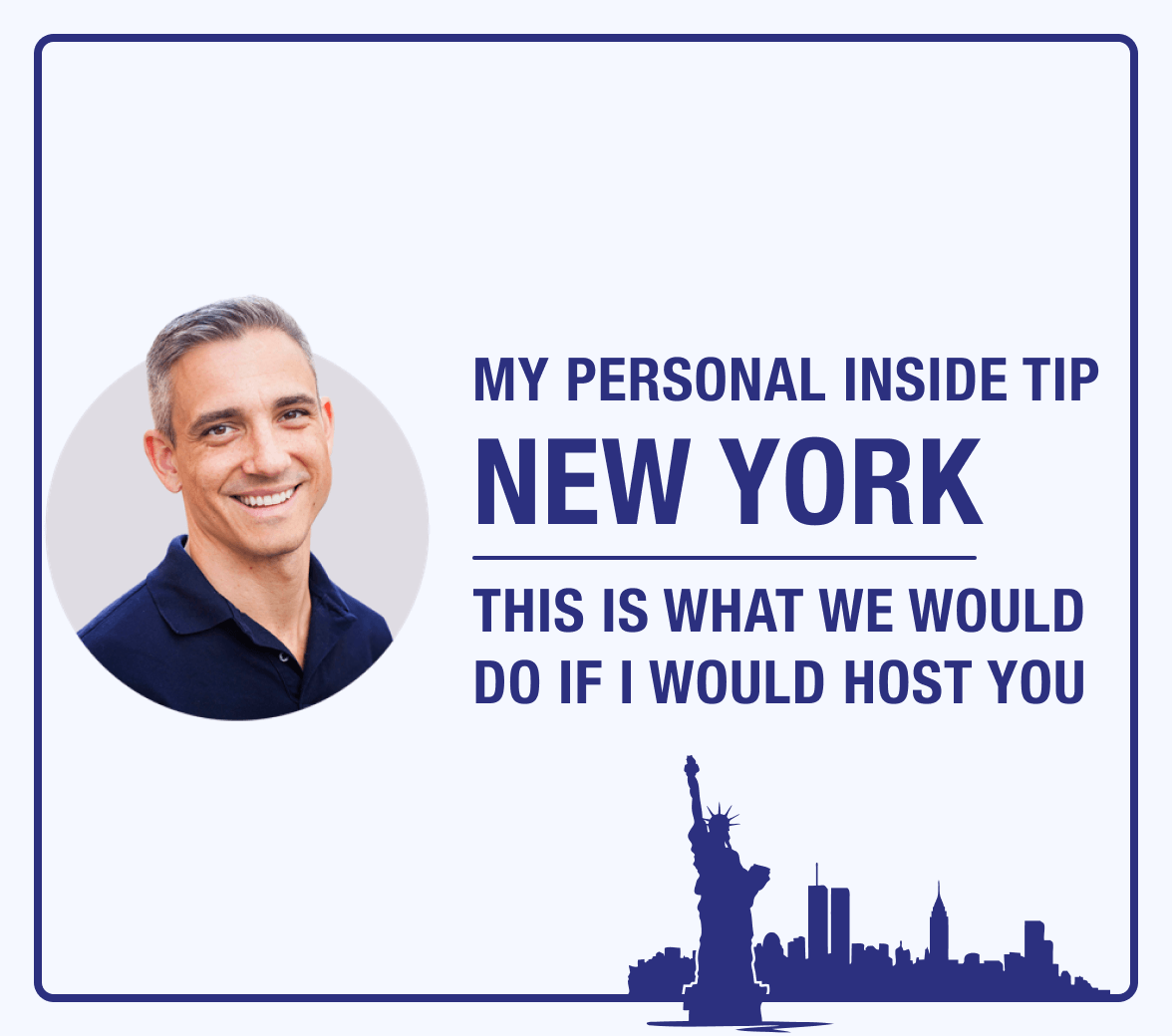 My Personal Inside Tips for an Amazing Holiday in New York City