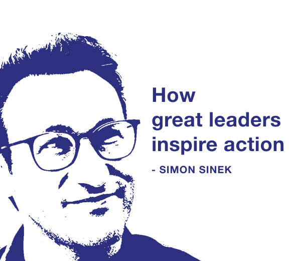 How great leaders inspire action - Simon Sinek