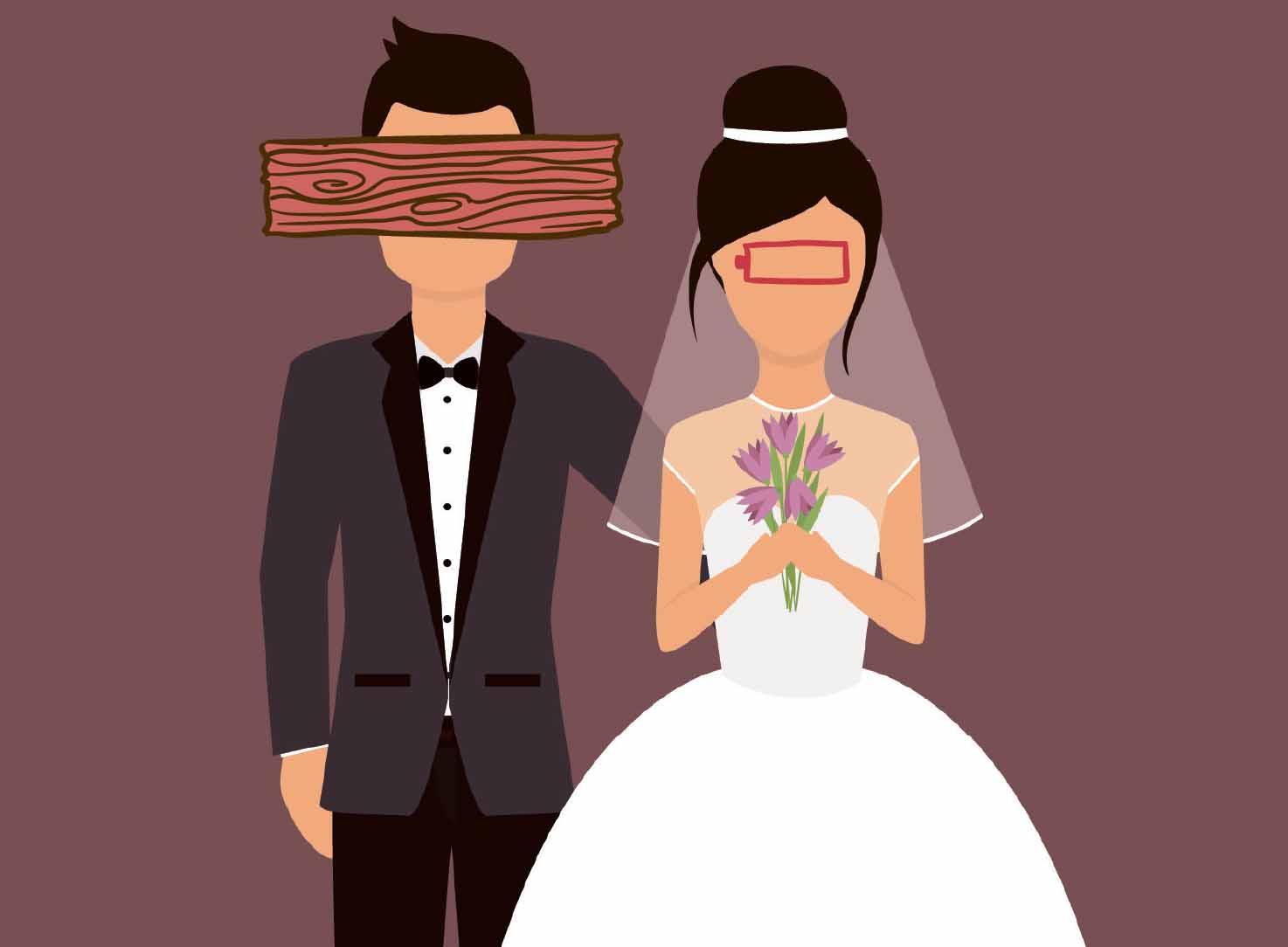Fünf Regeln gegen Chaos bei der Hochzeitsplanung