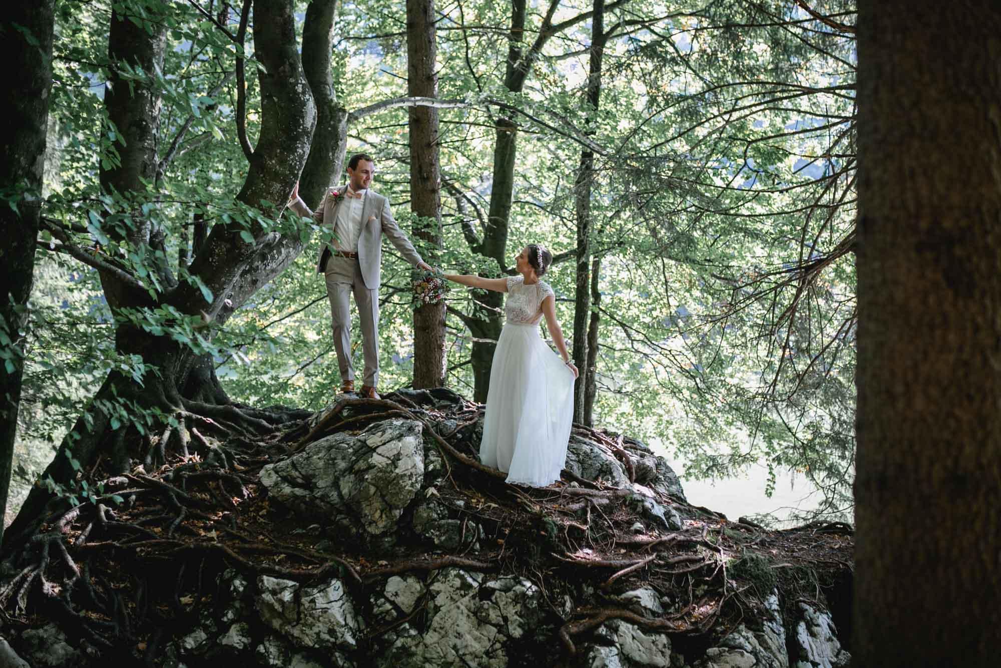 Hochzeitsfotografin Stefanie Reindl