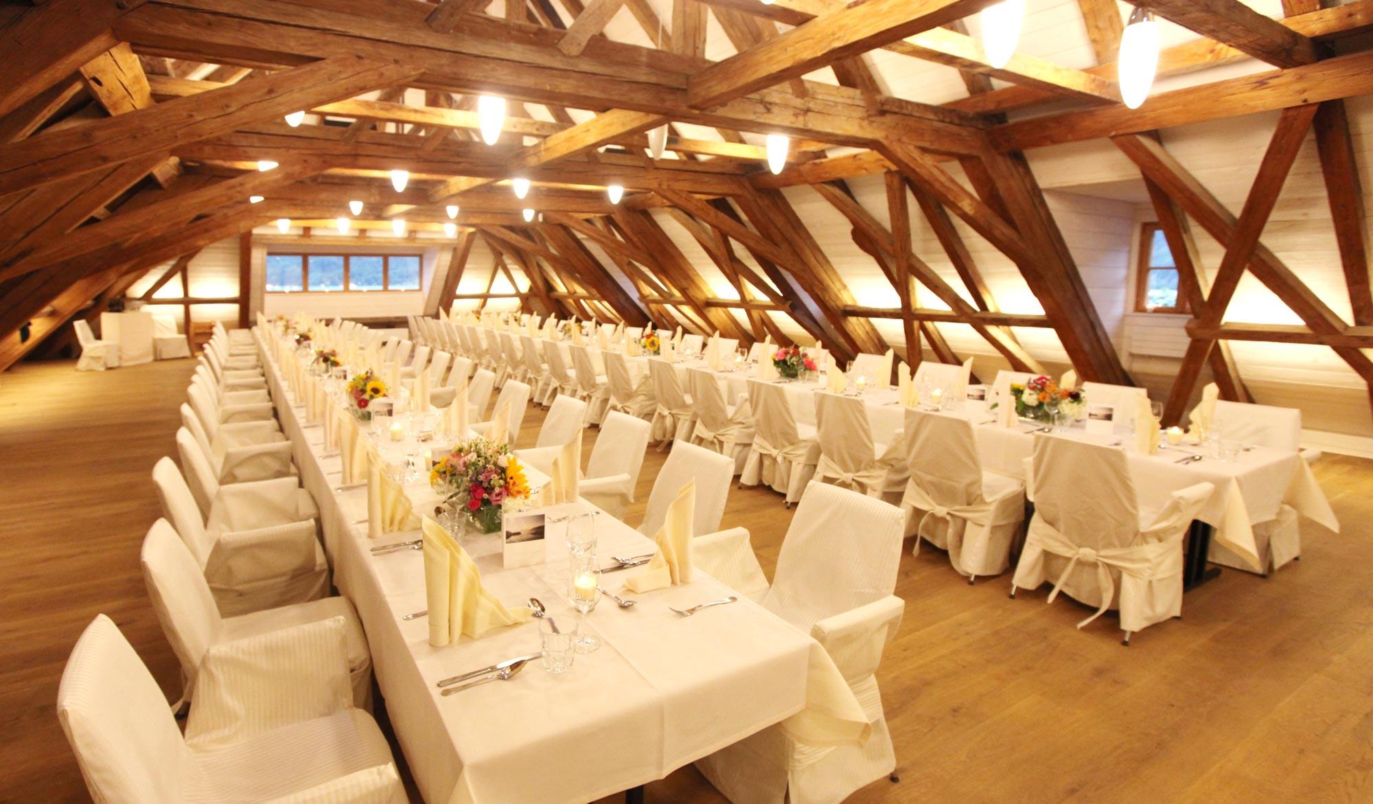 """Hochzeitslocation """"Mozarthaus St. Gilgen"""""""