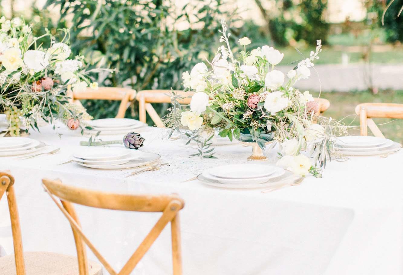 Melanie Sharma | Hochzeitsdekoration