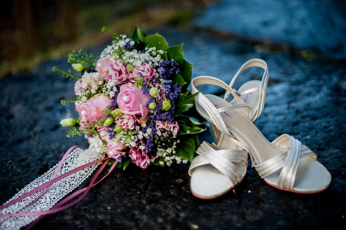 Hochzeitsfloristik von Blütenwerk