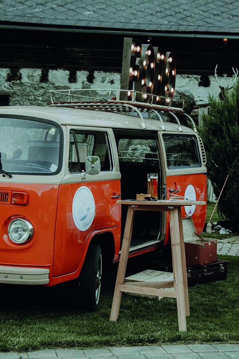 fotobus.at  Der Fotobus für eure Hochzeit
