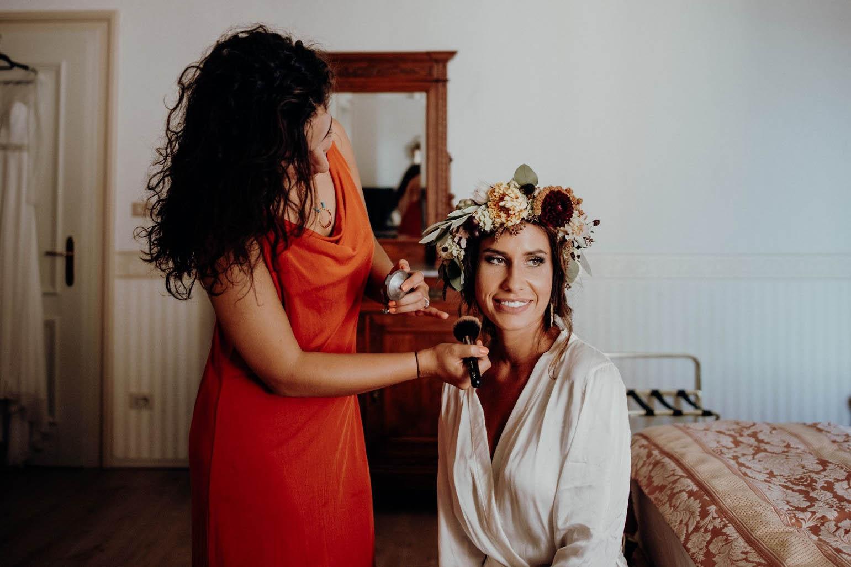 Si Si Beautylounge | Brautstyling