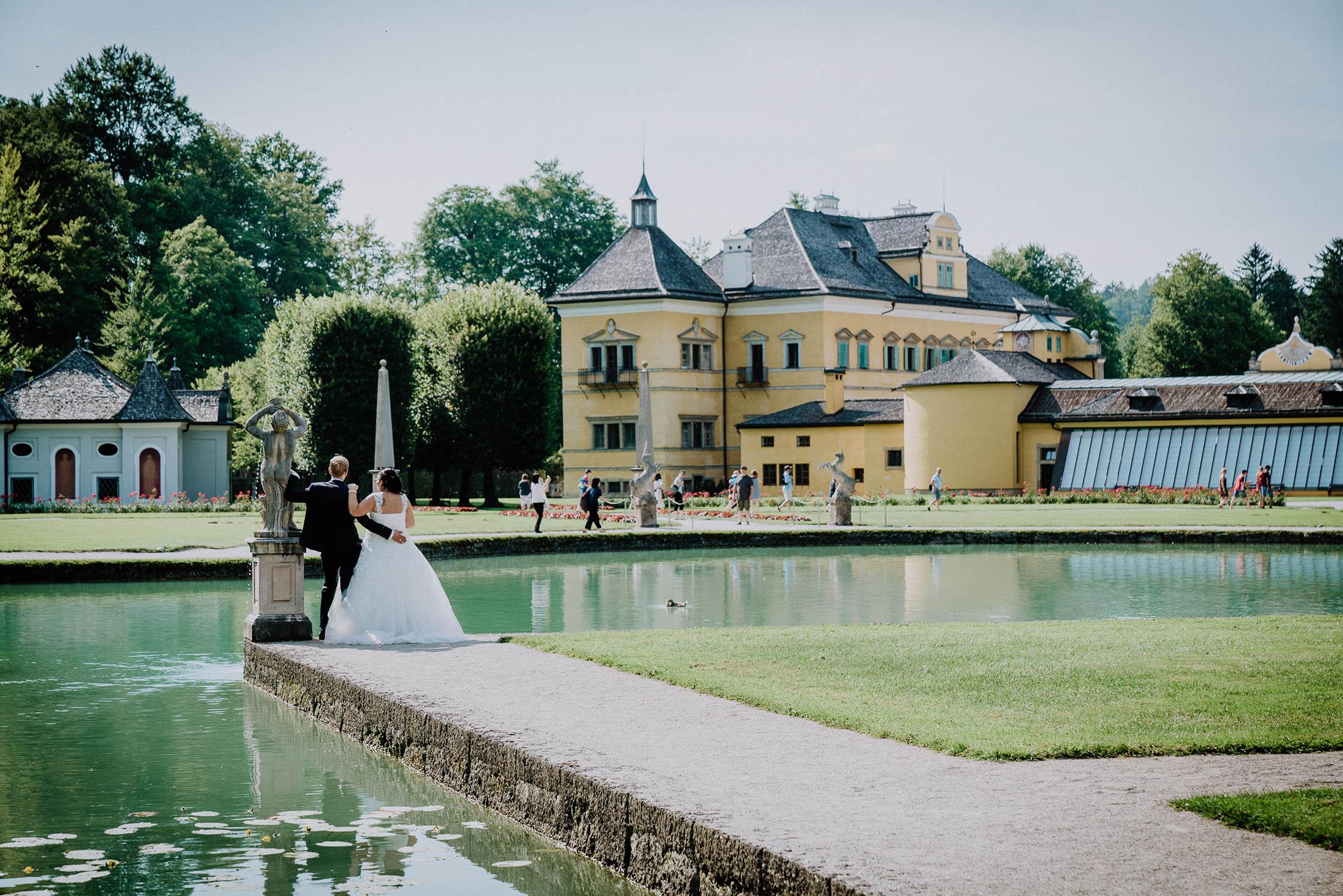 "Hochzeitslocation ""Gasthaus zu Schloss Hellbrunn"""