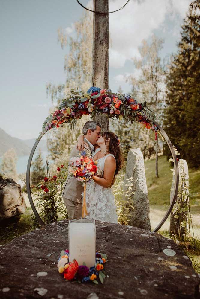 Hochzeitsfloristik von Lidwina