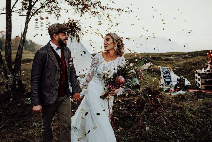 Bohemian Romance: Herbstliche Verführung im Tennengau