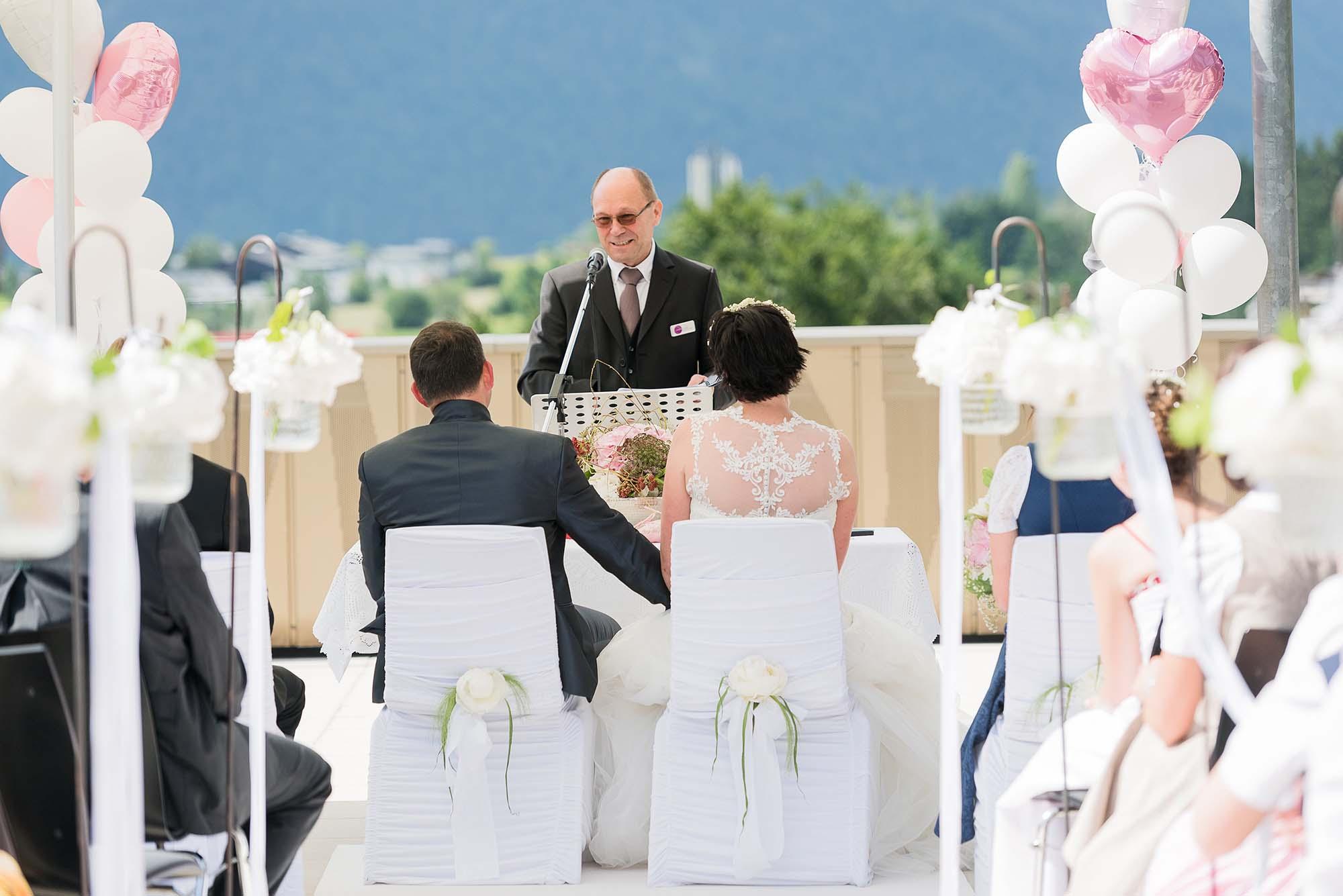 Hochzeitsredner Leopold Augustin