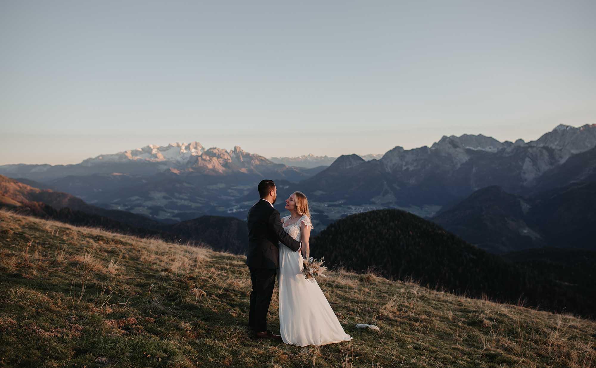 Hochzeitsfotografin Krisztina Gasser