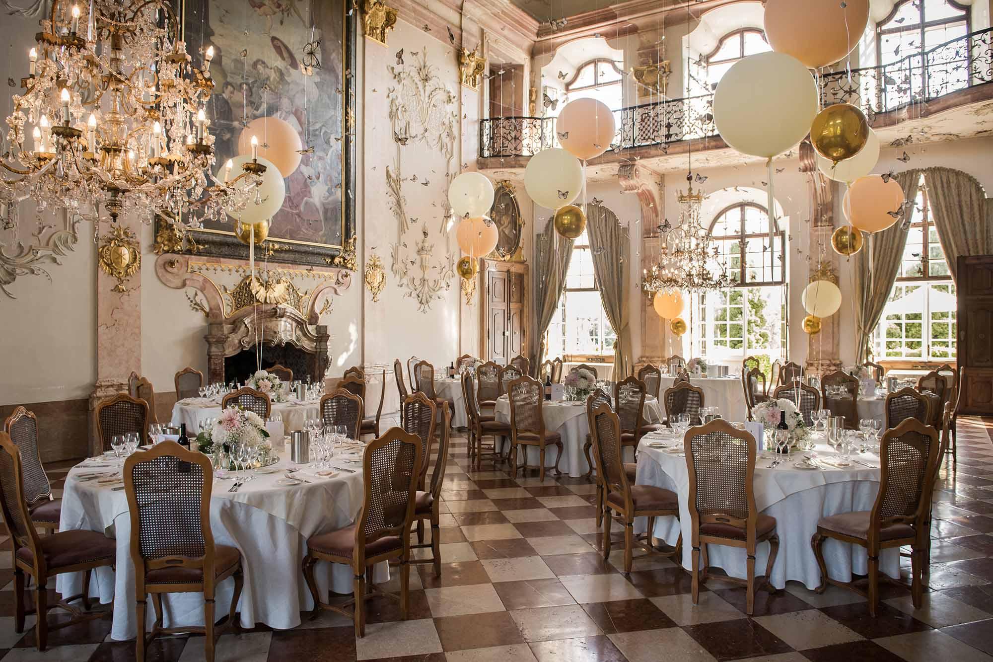 """Hochzeitslocation """"Hotel Schloss Leopoldskron"""""""