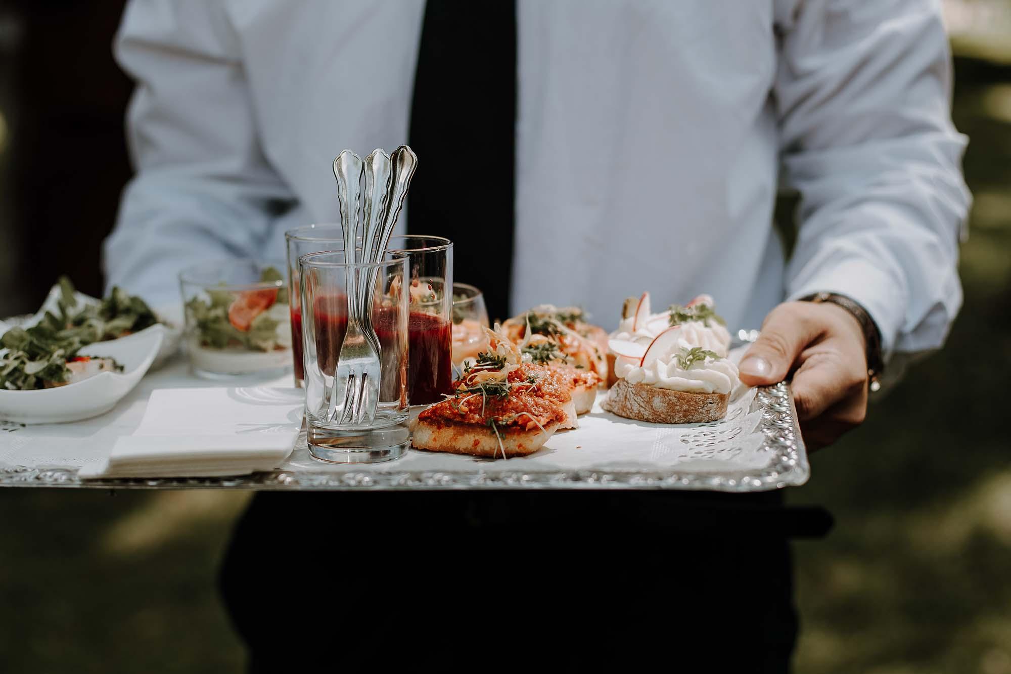 "Hochzeits-Catering von ""House of Fine Catering"""
