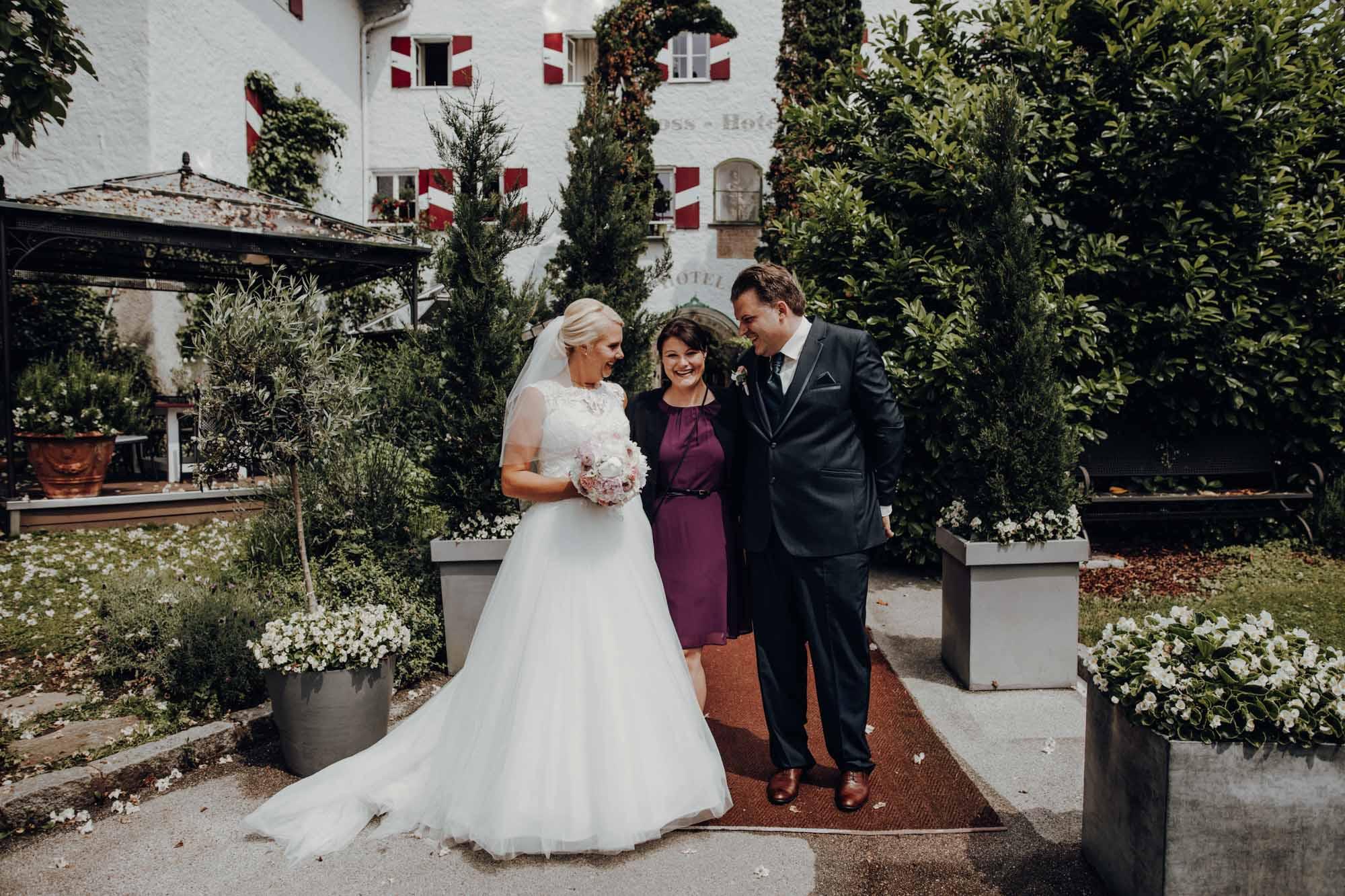 Hochzeitsplanung Salzburg