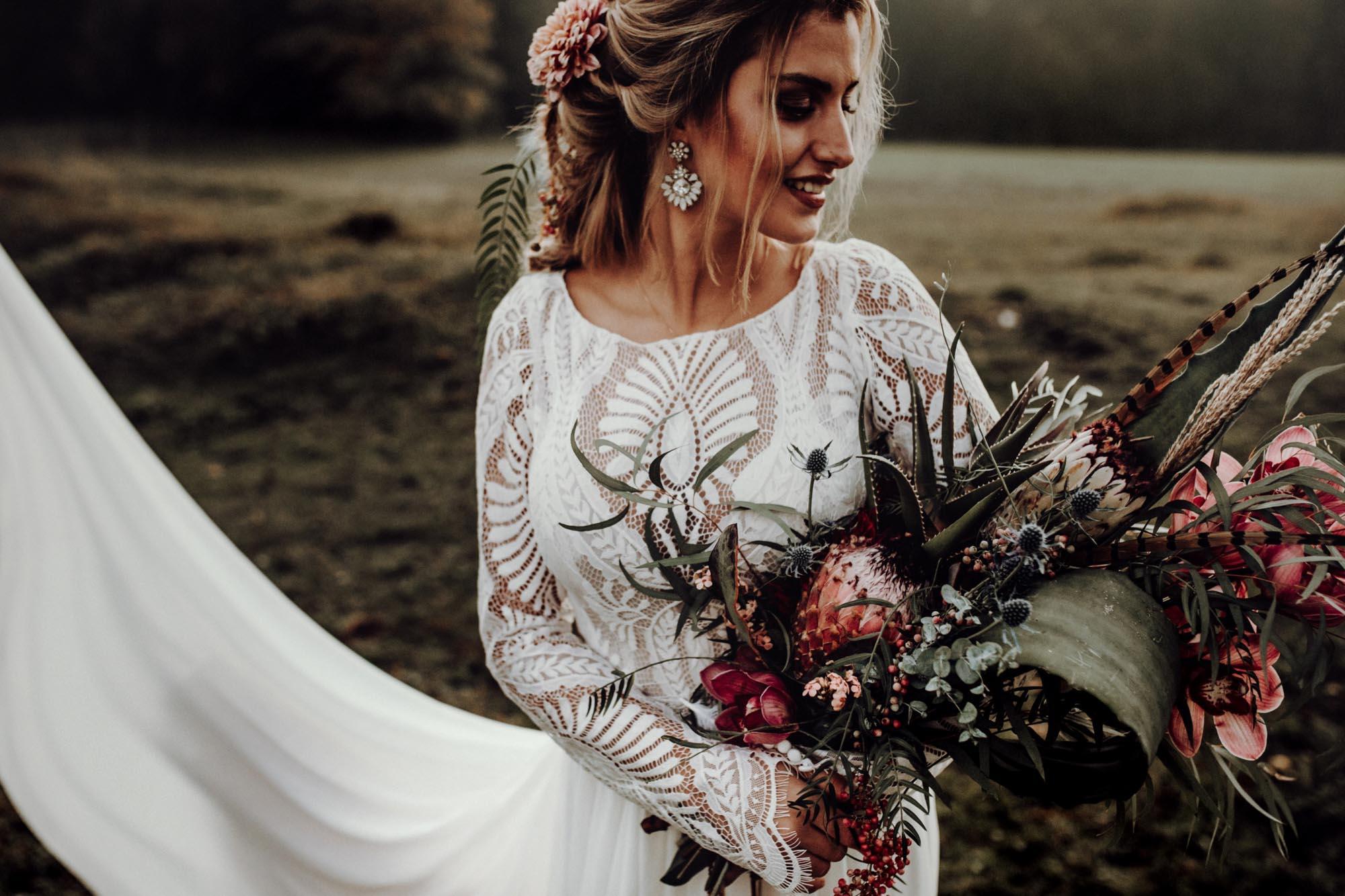 Hochzeit Salzburg | Blumen | Hochzeitsfloristik