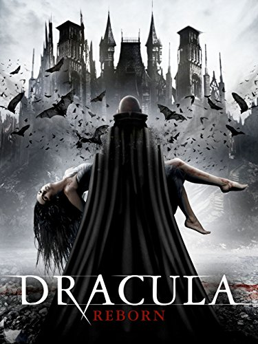Official Poster for Dracula Reborn