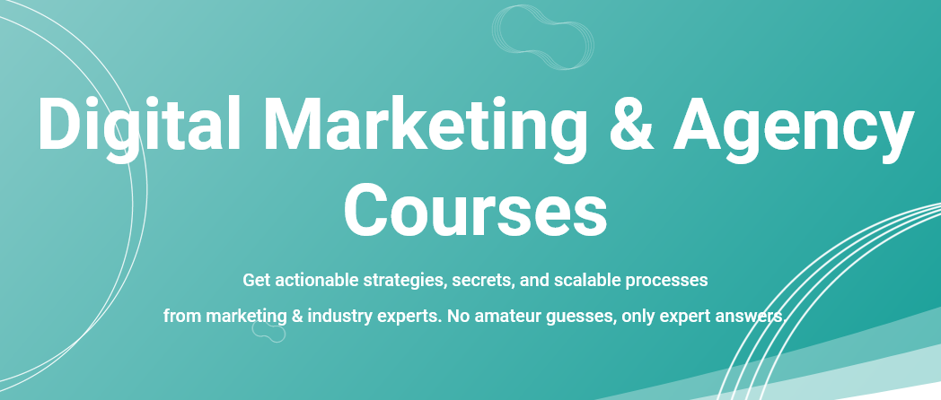 AgencySavvy – Digital Marketing & Agency Courses