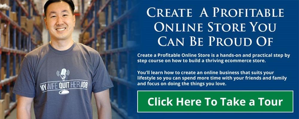 Steve Chou – Create a Profitable Online Store – Deluxe 2017