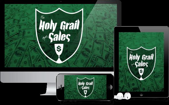 Robyn & Trevor Crane – The Holy Grail Of Sales
