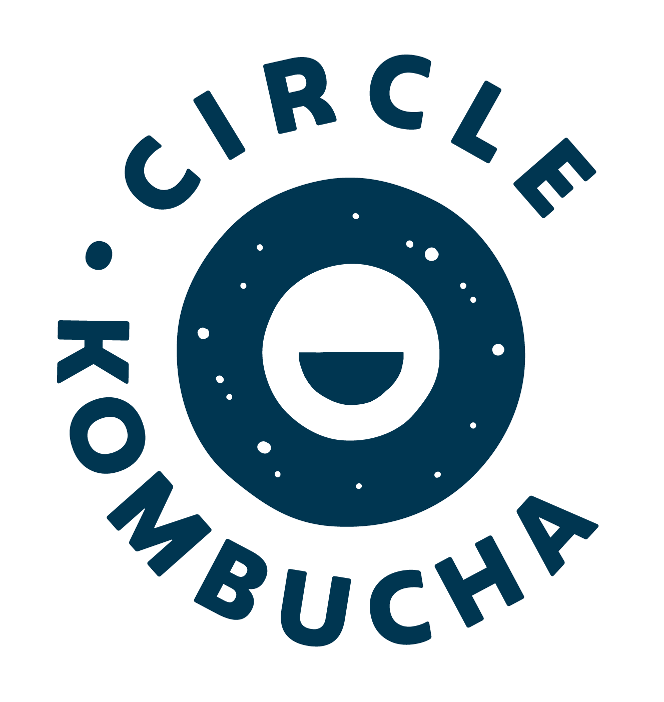 circle kombucha logo