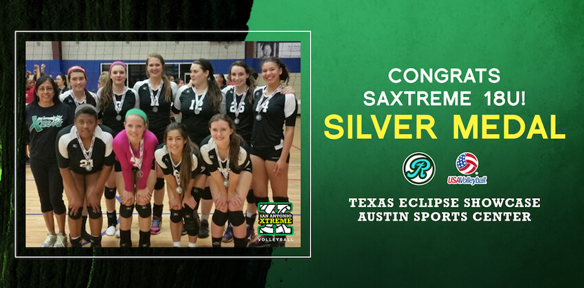 San Antonio Xtreme Volleyball Club Best Coaching In Sa