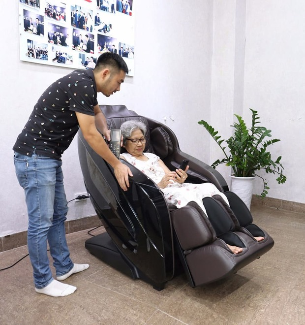 Xác định đối tượng và mục đích sử dụng ghế massage 
