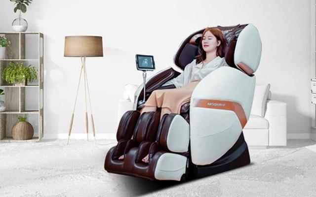 Kaitashi - Thương hiệu uy tín mua ghế massage tại Đồng Nai | VTV.VN