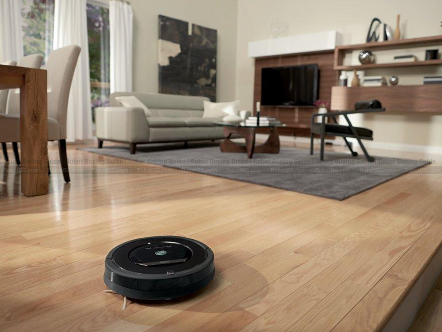 Lựa chọn robot hút bụi phù hợp với không gian sử dụng