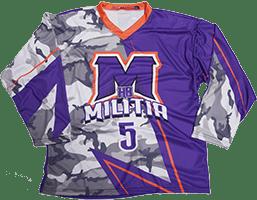 Roller jersey