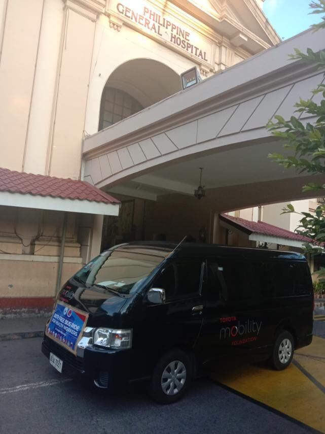 SWAT-Mobility-Covid-19-healthcare-transport-shuttle-philippines