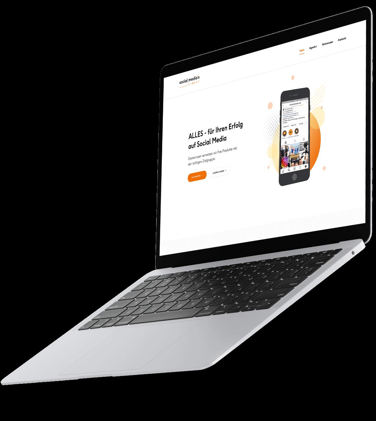 Webdesign Niebüll