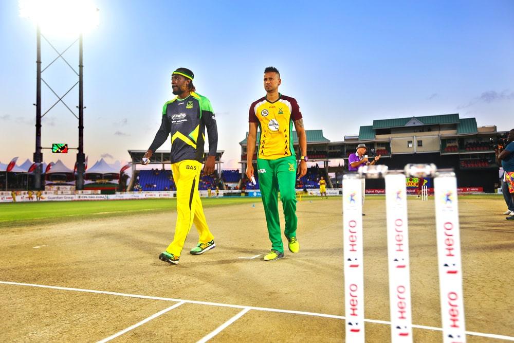 Caribbean cricket champions