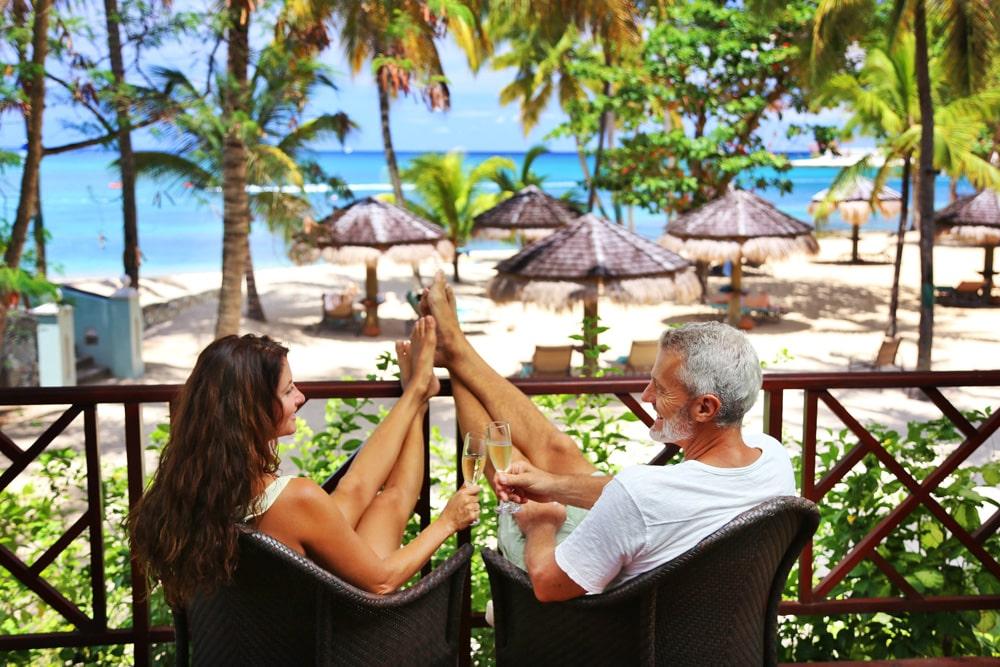 Caribbean hotel