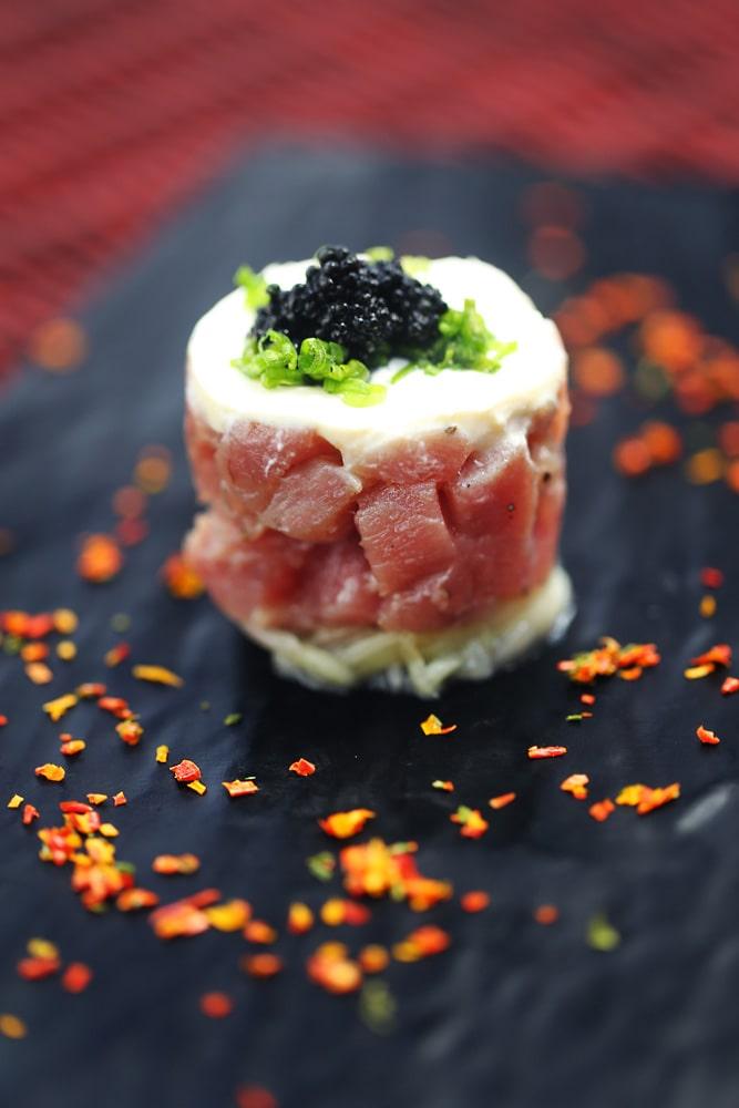 Fresh Caribbean tuna