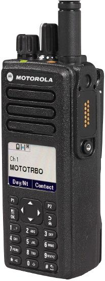 Mototrbo Digital XPR7550e Radio
