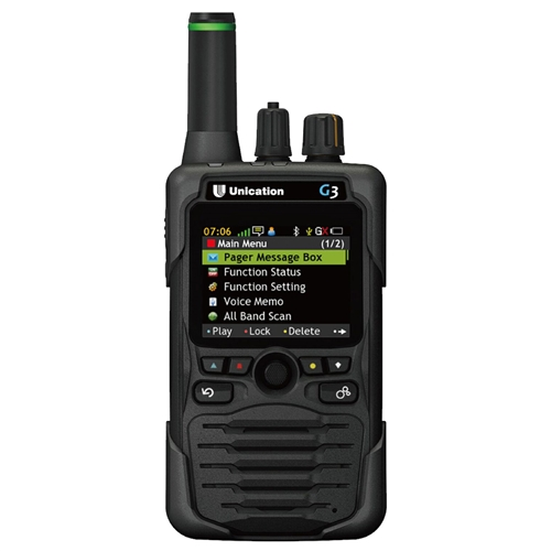 Unication G3 Pager