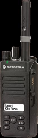 Motorola MotoTrbo XPR 3500e