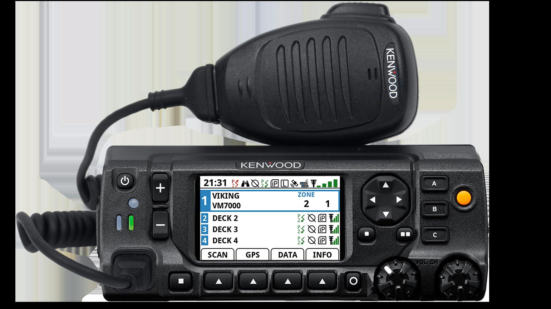 EF JOHNSON / KENWOOD VM7000