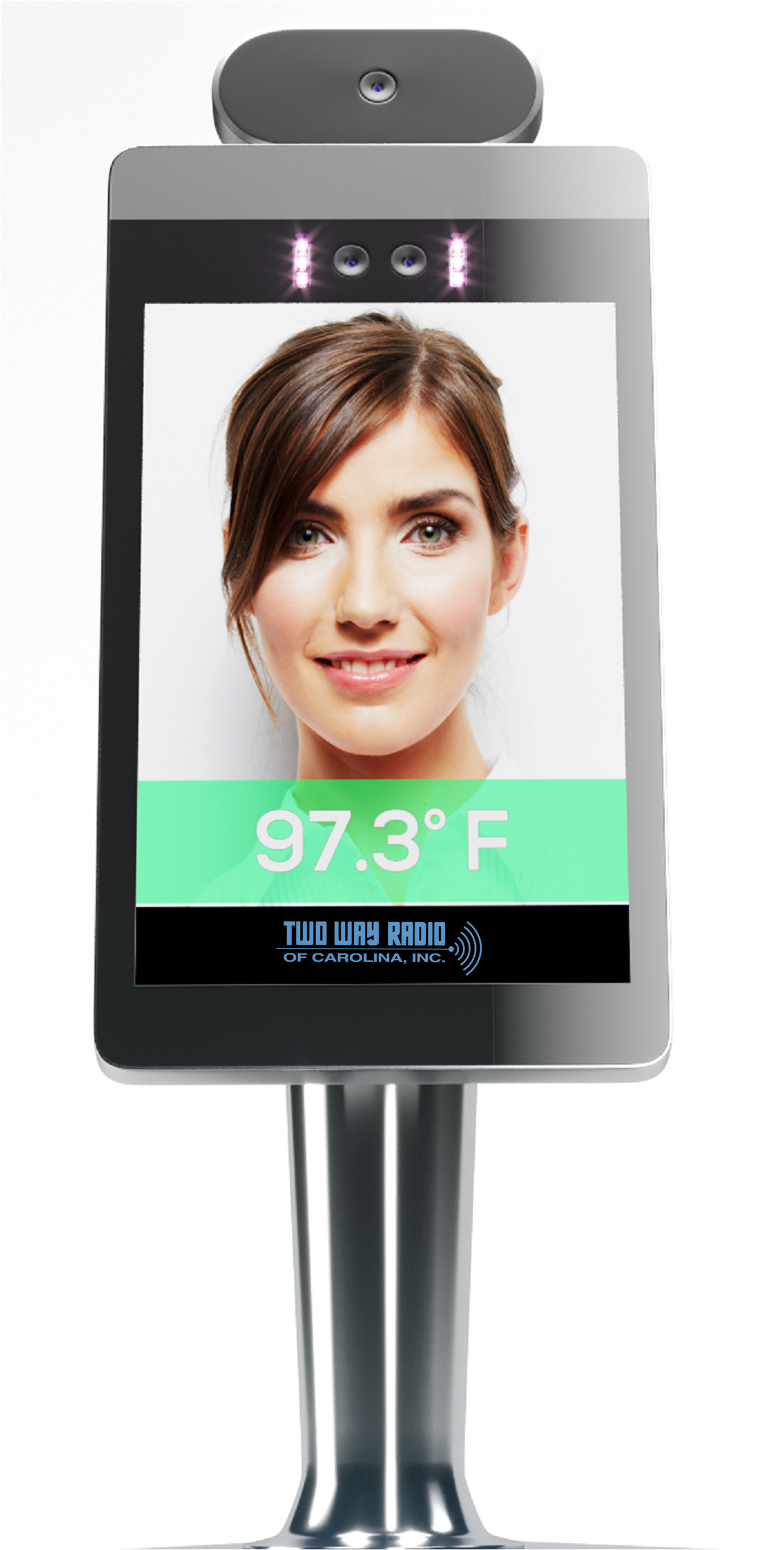 AUTOMATED TEMPERATURE KIOSK