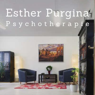 Esther Purgina • Psychotherapie