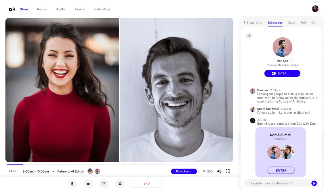 Meet people online, build everlasting relationships
