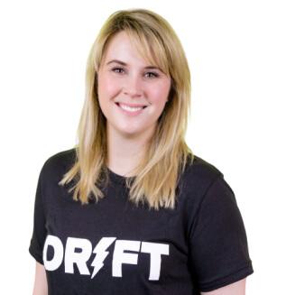 Janna Erickson, Director of Events, Drift
