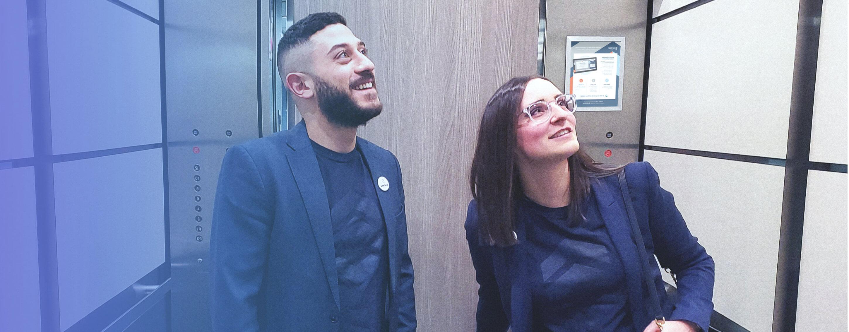 Our founders Fouad El-Masri and Nicolette Leonardis