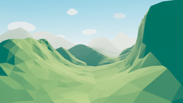 Low Poly Modular Terrain Pack