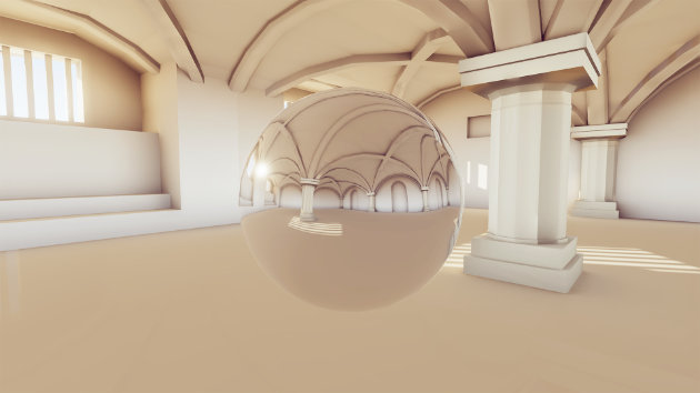 How To Generate The Environment Cubemap In Unity