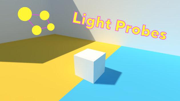 Unity 2017 Tutorial - Light Probes