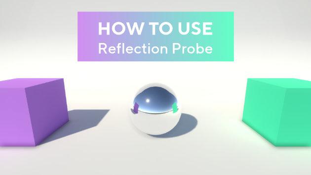 Unity 2017 Tutorial - Reflection Probe
